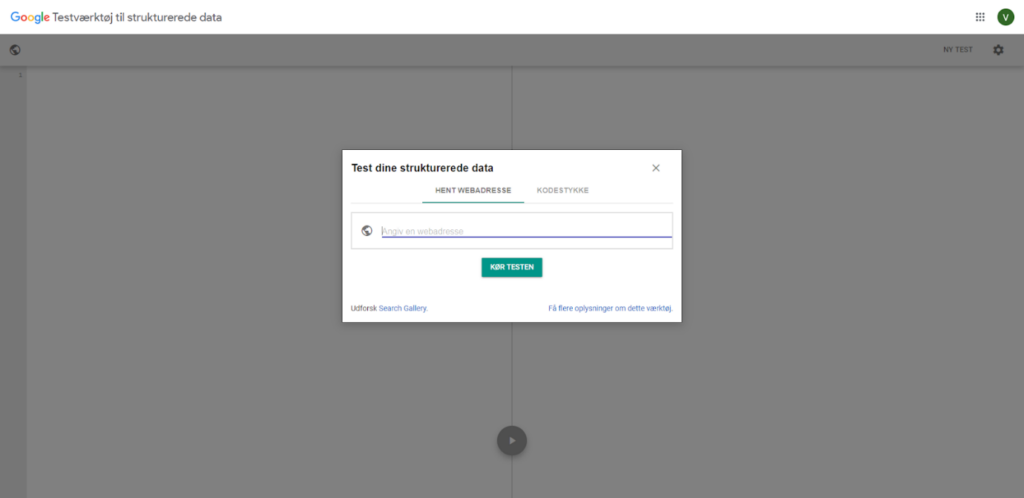 strukturerede-data-testværktøj