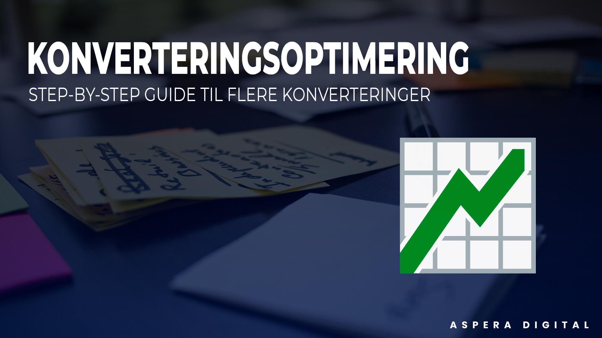konverteringsoptimering guide